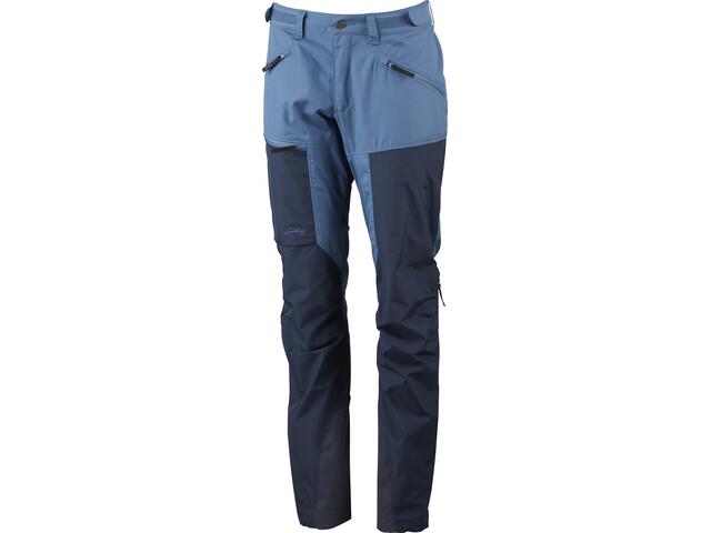 Lundhags Antjah II Pants Dam azure/deep blue
